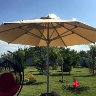 Зонт ALU диам 4 м