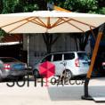 Консольный зонт XL, 3Х3М