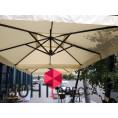 Консольный алюминиевый зонт ХL3х4