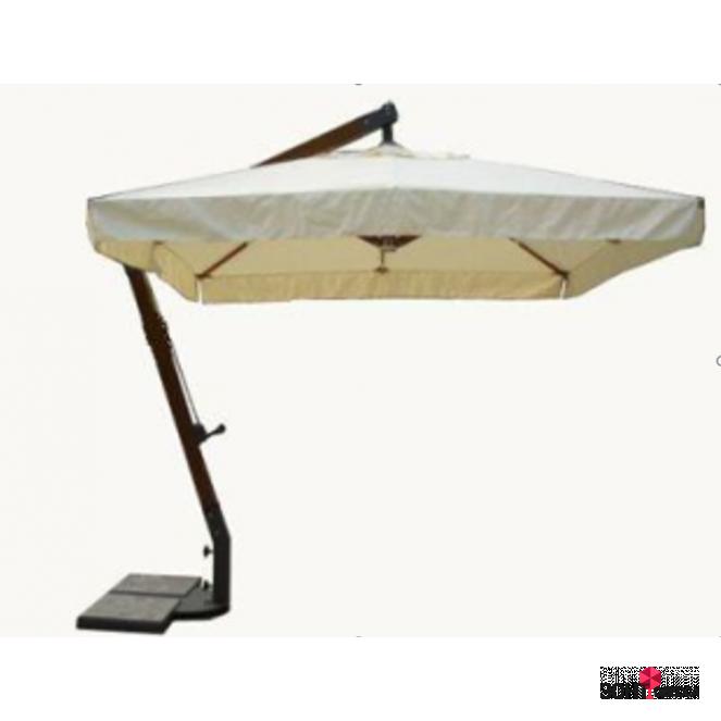 """Консольный деревянный зонт """"ХL 3х3"""""""