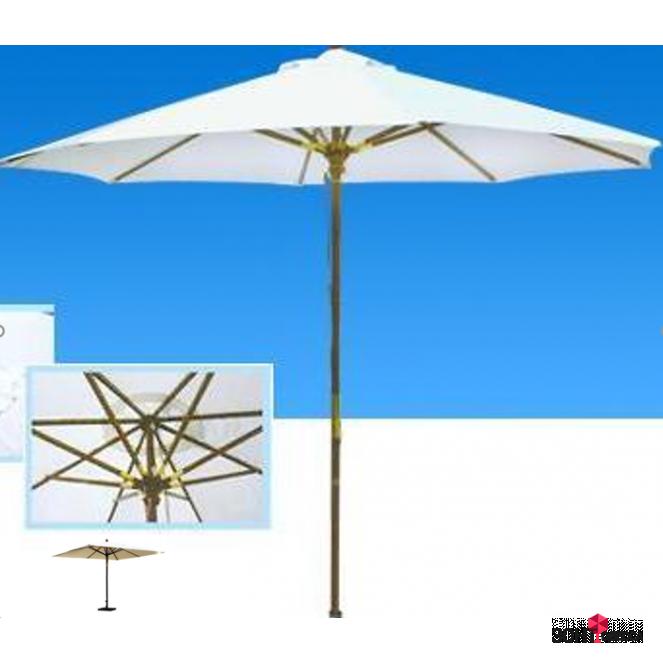 Деревянный зонт «Палладиум», 2,5 м