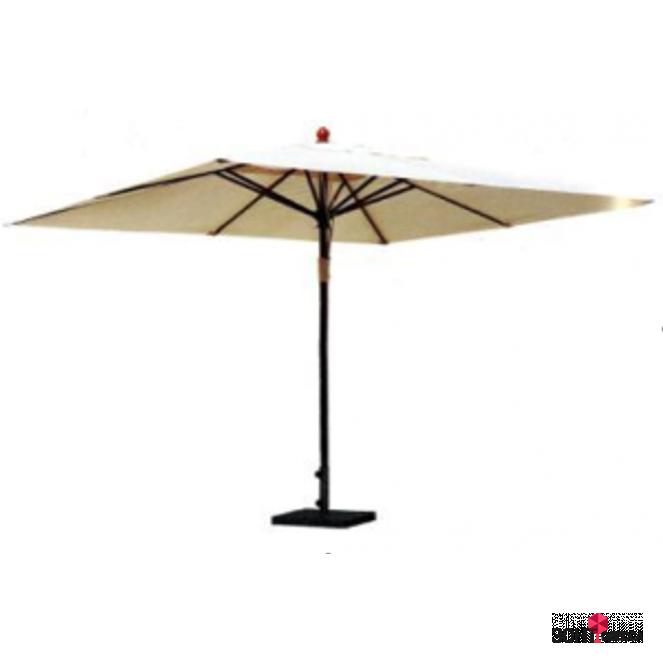 """Усиленный деревянный зонт """"Прага Люкс"""""""